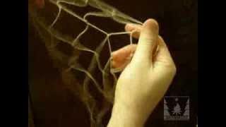 getlinkyoutube.com-Простой способ плетения сети