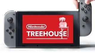 getlinkyoutube.com-Nintendo Treehouse Live With Nintendo Switch  - IGN Live