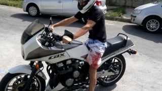 getlinkyoutube.com-HONDA CBX 750 F SETE GALO RONCO MOTOR