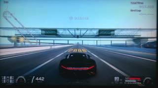 getlinkyoutube.com-Gran Turismo 6 - Mercedes-Benz AMG Vision Gran Turismo Top Speed (509 KM/H)