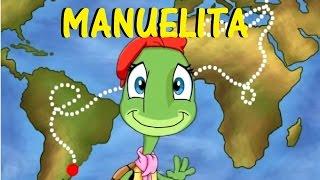 getlinkyoutube.com-LA TORTUGA MANUELITA - con Letra