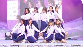 151115 D.Wice cover TWICE (트와이스) - OOH-AHH하게 (Like OOH-AHH) @Thailand Korea Friendship Festival 2015