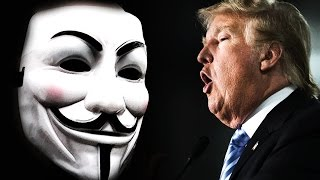 getlinkyoutube.com-Anonymous - Message to Donald Trump II