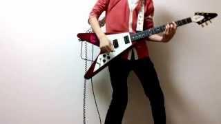 getlinkyoutube.com-【VALKYRIE DRIVE -MERMAID-】スーパーウルトラハイパーミラクルロマンチック ギター弾いてみた【カッティング多用】