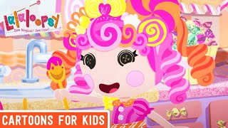 getlinkyoutube.com-Whirly Preps for the Festival | Lalaloopsy: Festival of Sugary Sweets | Lalaloopsy