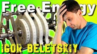 getlinkyoutube.com-🌑 МАГНИТНЫЙ ДВИГАТЕЛЬ  ВЕЧНЫЙ БЕСТОПЛИВНЫЙ ГЕНЕРАТОР СВОБОДНАЯ ЭНЕРГИЯ  FREE ENERGY Игорь Белецкий