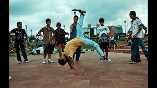 Amazing B-Boying Dance Stunts By D9 Dance Academy(Crew) 2017  