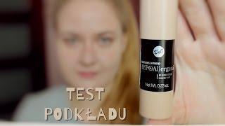 getlinkyoutube.com-TEST: Bell HYPOAllergenic Blend Stick Make-Up 01 Alabaster