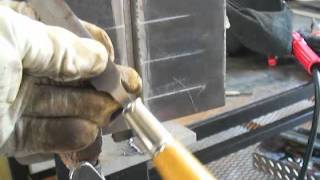 getlinkyoutube.com-Stick Welding Tips for Passing a Structural Plate Welding Test - part 1