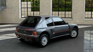 Forza Motorsport 5 - 1984 Peugeot 205 Turbo 16