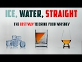 Should you add water or ice to your whiskey?