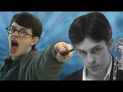 Harry Potter vs Harry Houdini - Epic Rap Battles of History (Parody)
