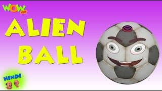 getlinkyoutube.com-Alien Ball - Motu Patlu in Hindi - 3D Animation Cartoon for Kids