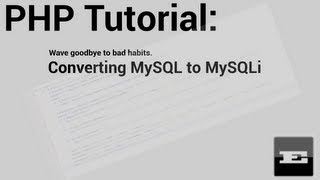 getlinkyoutube.com-Converting MySQL to MySQLi