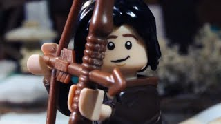 getlinkyoutube.com-LEGO­­® The Hobbit™: Bard the Bowman™ The Beginning