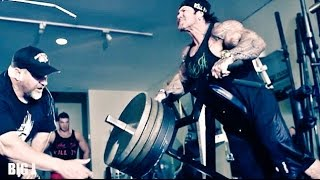 getlinkyoutube.com-RICH PIANA and Big J CRUSHING Back | California | BigJsExtremeFitness