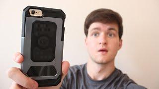 getlinkyoutube.com-BEST iPHONE 6 CASE - Rokform Fuzion+RMS Case!
