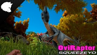 getlinkyoutube.com-ARK Survival Evolved NEW DINO!!! Oviraptor (Egg Thief)