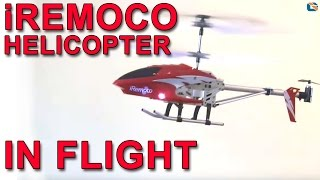 getlinkyoutube.com-iRemoco Remote Control Helicopter Review for iPod iPhone & iPad