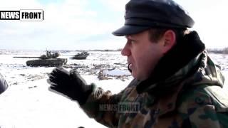 getlinkyoutube.com-На вооружении ЛНР новейшие бронемашины выстрел камаз
