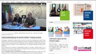 Sardegna: la rassegna stampa del 19/04/2016