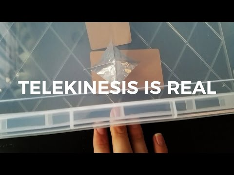 REAL TELEKINESIS & PSYCHOKINESIS! - Psychic Powers (ABSOLUTE PROOF)