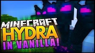 "getlinkyoutube.com-Minecraft | THE HYDRA! - ""A NEW VANILLA BOSS!?"" | No Mods - Custom Vanilla Minecraft Mob"