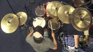 "getlinkyoutube.com-Rings of Saturn ""Natural Selection"" Drum Playthrough"