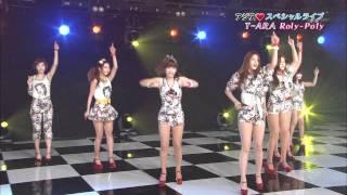 getlinkyoutube.com-120229 T-ara - Roly Poly japanese live