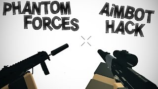 getlinkyoutube.com-Phantom Forces: AIMBOT HACK 2016 (WORKING!)