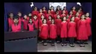 getlinkyoutube.com-Merry Christmas jyothi Seva blind choir