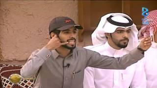 لقاء طريف مع عبدالله الجميري | #زد_رصيدك7