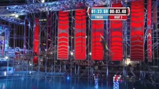 American Ninja Warrior - USA vs the World II 2015 Stage 2 Sean McColl