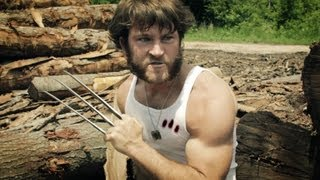 getlinkyoutube.com-Wolverine (Fan Film)