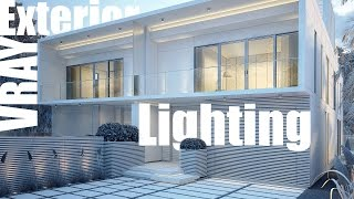 getlinkyoutube.com-VRay Exterior Lighting & Rendering