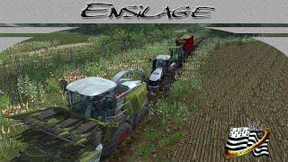 getlinkyoutube.com-farming simulator 2013 - GROS CHANTIER D'ENSILAGE - multi-16 joueurs