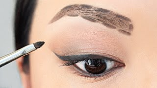 getlinkyoutube.com-HOW TO: Fill In Your Eyebrows For Beginners | chiutips