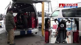 "getlinkyoutube.com-バイクローダー ~ハーレーダビッドソン~ ""Harley-Davidson Sportster"""