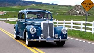getlinkyoutube.com-Mercedes 220 Country Drive