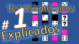 getlinkyoutube.com-¿Cómo resolver test de dominó? # 3 Test psicotecnicos explicados y resueltos
