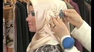 getlinkyoutube.com-Le Guide du Hijab » Comment mettre le hijab Le foulard Turque. parti 2