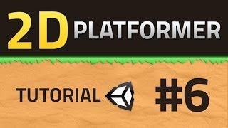 getlinkyoutube.com-6. How to make a 2D Platformer - Unity Tutorial