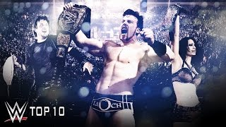 getlinkyoutube.com-The most surprising championship changes - WWE Top 10