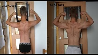 getlinkyoutube.com-Body Transformation (Motivation)   Calisthenics – 16/17 y.o