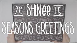 getlinkyoutube.com-Unboxing: SHINee 2015 Season's Greetings