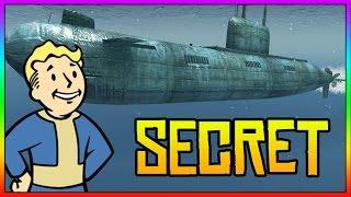 getlinkyoutube.com-Fallout 4: INSANE SECRET WAR SUBMARINE! (Fallout 4 Secret Locations)