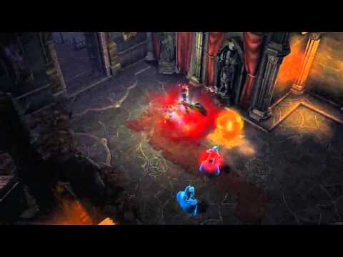 Diablo III beta gameplay
