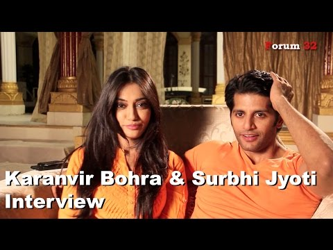 Qubool Hai | Interview | Surbhi Jyoti and Karanvir Bohra | Part 2