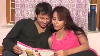 HINDI SHORT FILM Indian beautiful Hot Bhabhi Housewife Romance with husband's friend 2016