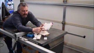 getlinkyoutube.com-Casting Alumilite: Making Molds 101 for 2 pen blanks